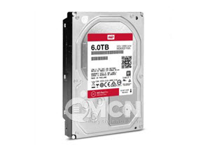 Ổ cứng Western Digital Red Pro 6TB 3.5 SATA 3 256 MB Cache Nas