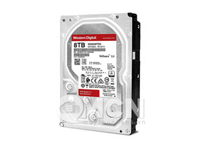 Ổ cứng Western Digital Red Pro 8TB 3.5 SATA 3 256 MB Cache Nas