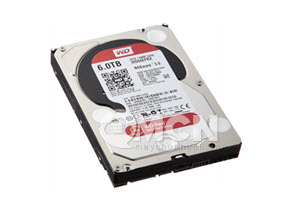 Ổ cứng Western Digital Red 6TB 3.5 SATA 3 64 MB Cache Nas