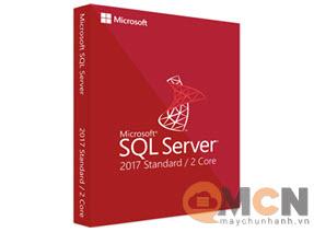 Microsoft SQL Server Standard Core 2017 SNGL OLP 2Lic NL 7NQ-01158