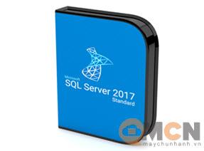 Phần Mềm SQL Server Standard 2017 SNGL OLP NL 228-11135