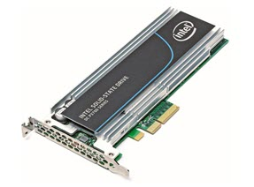 Ổ Cứng SSD Intel DC P3700 Series 400GB, 1/2 Height PCIe 3.0, 20nm, MLC