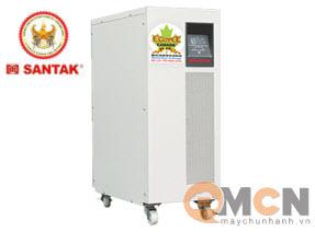 Bộ Lưu Điện Santak C10K - Tower 10kVA/7kW True On-Line