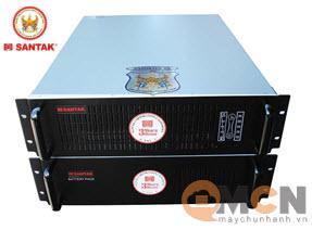 Santak C6KR - Rackmount 6kVA/4.2kW True On-Line UPS