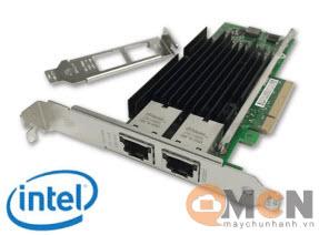 Card Mạng Máy Chủ Intel X540-T2 Dual Port 10Gb 2 cổng Network RJ45
