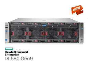 HPE Proliant DL580 Gen9 E7-4820 V4 SFF CTO Server