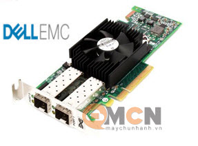 Dell Emulex LPe16002B Dual Port 16Gb Fibre Channel HBA Low Profile Server