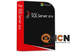 Phần Mềm SQL Server Enterprise Core 2019 SNGL OLP 2LIC NL Softwave