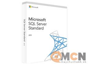 Phần Mềm SQL Server Standard 2019 SNGL OLP NL Softwave