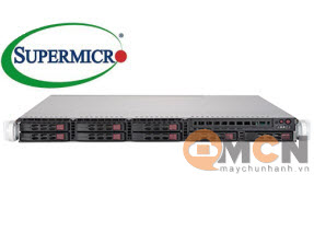 SuperServer System SYS-1019S-MC0T Máy Chủ Supermicro Rackmout 1U