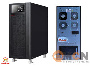 Santak 3C20KS LCD 20kVA/18kW 3 Phase in - 1 Phase out - Tower