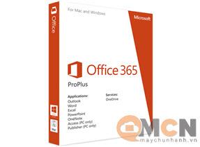 Microsoft Office 365 ProPlus Q7Y-00003 phần mềm (Softwave)