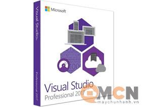 Office VSPro 2017 SNGL OLP NL C5E-01307 Phần Mềm Microsoft Office