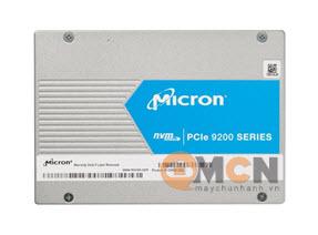 Ổ cứng máy chủ SSD Micron Server 9200 Pro 7.68TB 3D NAND TLC U.2 NVMe