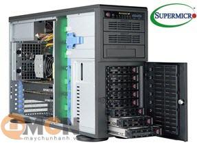 Máy Trạm Supermicro SuperWorkstation System SYS-5049A-T