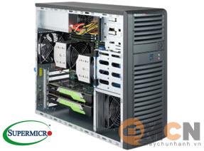 SuperWorkstation System SYS-7039A-i Máy Trạm Supermicro