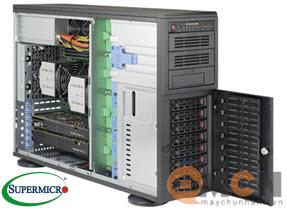 Supermicro SuperWorkstation System SYS-7049A-T Máy Trạm