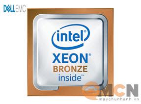 CPU máy chủ Dell Intel Xeon Bronze 3106 1.7G 8C/8T 11M Cache (85W) CK