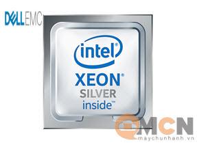 CPU máy chủ Dell Intel Xeon Silver 4110 2.1G 8C/16T 11M Cache CusKit