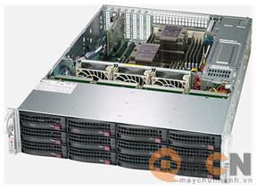 Storage Supermicro SuperStorage 6029P-E1CR12L Thiết Bị Lưu Trữ