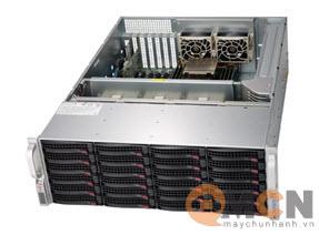 Supermicro SuperStorage 6049P-E1CR24L Thiết Bị Lưu Trữ Storage