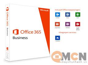 Phần Mềm Microsoft Office 365 Business (Softwave) J29-00003