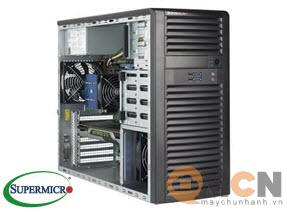Máy Trạm Supermicro SuperWorkstation System SYS-5039C-T