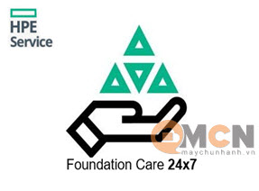 HPE 3 Year Foundation Care 24x7 DL380 Gen10 Service License Server