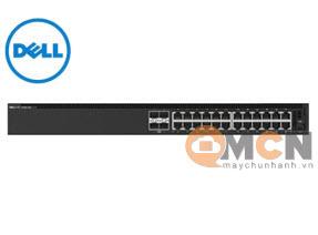 Thiết Bị Chuyển Mạch Dell EMC Switch N1124P-ON, 24 ports 42DEN210-AJIT
