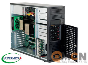 SuperChassis 733T-500B vỏ case máy chủ (Server) Supermicro