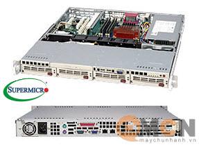 SuperChassis 813MT-300CB vỏ case máy chủ (Server) Supermicro