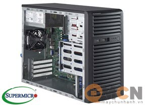 Máy Chủ Supermicro SuperServer System SYS-5039D-i Tower Server