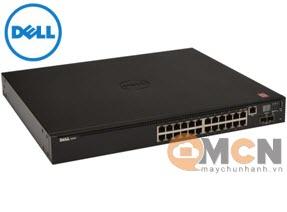 Thiết Bị Chuyển Mạch Dell Switch N2024P 42DEN210-ABNW POE+, 24x 1GbE