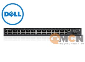 Dell EMC Switch N2048, 48x 1GbE + 2x 10GbE SFP+ 42DEN210-ABNX