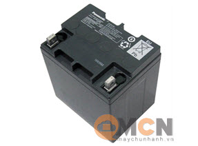 Ắc quy Panasonic 12V 24AH dùng cho Bộ Lưu Điện (UPS)