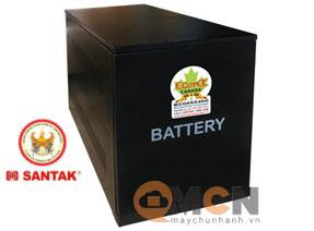 Tủ đựng ắc quy DCX A16 Cabinet UPS Santak (Không bao gồm ắc quy)