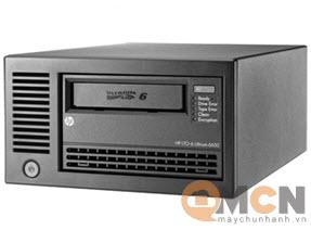 Thiết Bị Lưu Trữ HP StoreEver Lto-6 Ultrium 6650 Tape Drive EH964A