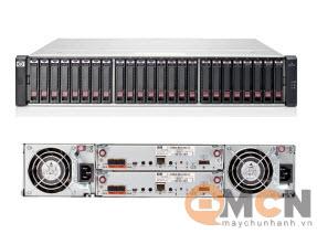 HP MSA 2040 ES SAN DC SFF (HDD/SSD) thiết bị lưu trữ K2R80A Storage