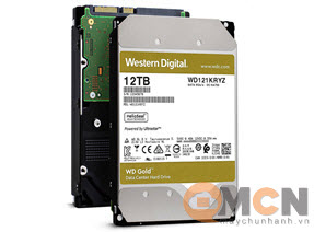 WD121KRYZ Ổ cứng HDD 12TB WD Enterprise Gold 3.5