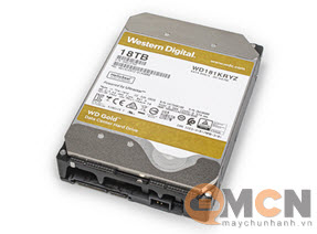 Ổ cứng HDD 18TB WD Enterprise Gold 3.5