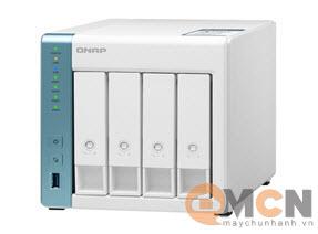 Thiết bị lưu trữ Qnap TS-431P3-4G NAS Storage Qnap TS-431P3-4G