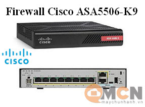 Cisco ASA 5506-X with FirePOWER services, 8GE, AC, 3DES/AES ASA5506-K9