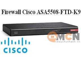 Cisco ASA 5508-X with Firepower Threat Defense, 8GE, AC ASA5508-FTD-K9