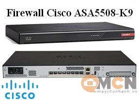 ASA 5508-X with FirePOWER services, 8GE, AC, 3DES/AES Cisco ASA5508-K9