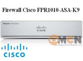 Cisco Firepower 1010 ASA Appliance, Desktop FPR1010-ASA-K9 Firewall