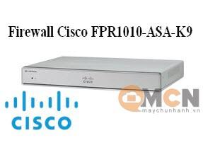 Cisco Firepower 1010 NGFW Appliance, Desktop FPR1010-NGFW-K9