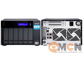 Storage Qnap TVS-672N-i3-4G Thiết Bị Lưu Trữ NAS Qnap TVS-672N-i3-4G