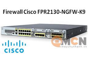 Cisco Firepower 2130 NGFW Appliance 1U, 1 x NetMod Bay FPR2130-NGFW-K9