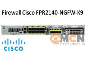 Cisco Firepower 2140 NGFW Appliance 1U, 1 x NetMod Bay FPR2140-NGFW-K9