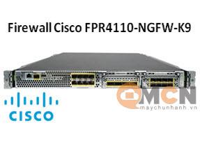 Cisco Firepower 4110 NGFW Appliance 1U 2 x NetMod Bays FPR4110-NGFW-K9